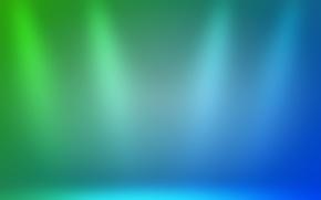 Обои зеленый, синий, фон