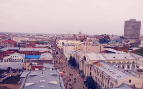 Картинка Осень, Кремль, Казань, Татарстан, Кул-Шариф, Красота вокруг