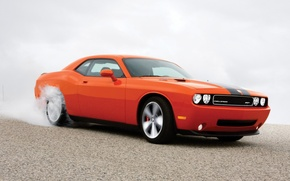 Обои Dodge, SRT8, Challenger