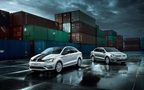 Обои Polo, поло, Volkswagen, фольксваген