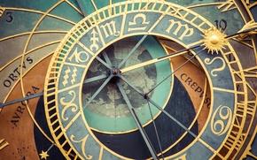 Картинка clock, prague, astronomical