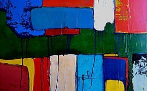 Картинка фон, стена, краски