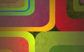 Обои цвета, линии, фон, текстура, изгибы