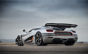 Картинка Koenigsegg, One, Agera, Supercar