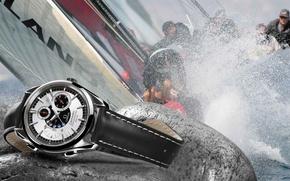 Картинка Часы, Seamaster, OMEGA, NZL-32