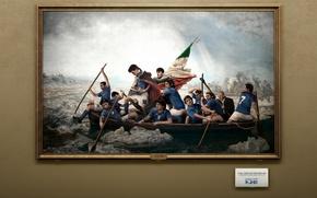 Картинка картина, 1994, сборная Италии по футболу