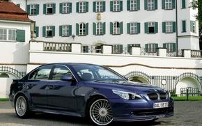 Картинка BMW, E60, Biturbo, Alpina