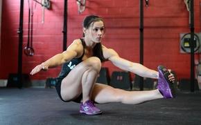 Картинка exercise, pose, fitness, athlete