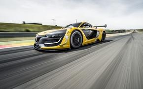 Обои Renault, 2014, рено, RS 01, суперкар, Sport