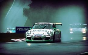 Обои Photography, GT3, скорость, Porsche 911, cars, auto, авто, racing, Porsche 911 GT3, race cars