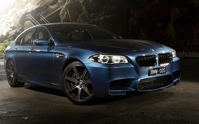 Обои бмв, BMW, седан, F10, Sedan