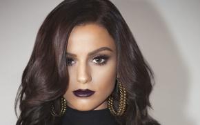 Обои брюнетка, Cher Lloyd, певица, Шер Ллойд