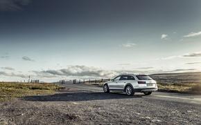 Картинка Audi, ауди, quattro, универсал, Avant