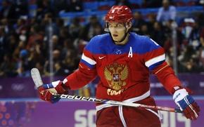 Картинка спортсмен, Россия, хоккей, хоккеист, Александр Овечкин