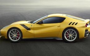 Картинка Феррари, Профиль, Ferrari, F12TDF