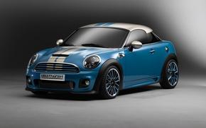 Картинка Concept, купе, Cooper, мини, концепт, Coupe, купер, MINI