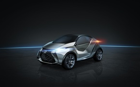 Картинка Concept, Lexus, лексус, 2015, LF-SA