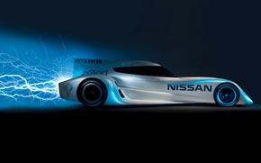 Картинка Молния, Спорт, Скорость, Энергия, Nissan_ZEOD_RC