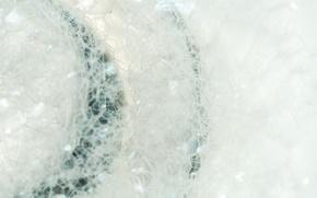 Картинка пузыри, Минимализм, светлые