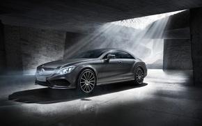 Картинка купе, Mercedes-Benz, CLS