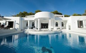 Картинка Spain, Ibiza, Luxury Villa, Villa Rica