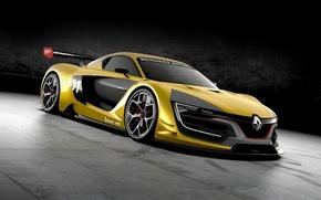 Картинка concept, supercar, рено, Renault Sport, RS 01