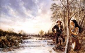 Картинка картина, живопись, Luis Royo, painting