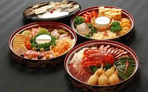 Картинка еда, морепродукты, раки