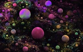 Картинка абстракция, фон, цвет, форма