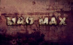 Картинка Игра, Безумный Макс, MAD MAX