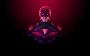 Картинка print, daredevil, super hero, justin maller