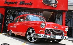 Картинка Chevrolet, Design, Air, Bel, Foose