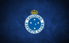 Картинка wallpaper, sport, logo, football, Cruzeiro
