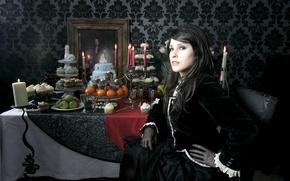 Картинка Soho Dolls, неудачное фото, Maya Von Doll, солистка