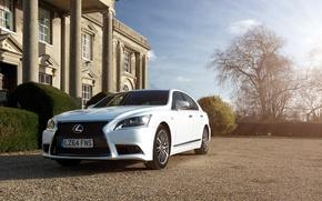 Картинка Lexus, 2012, лексус, UK-spec, F-Sport, LS 460