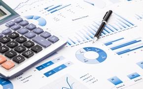 Картинка paper, economy, calculator