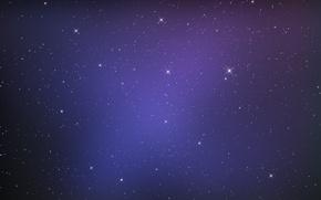 Картинка космос, звезды, lights, блики, space, stars, 2560x1600