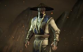 Картинка Mortal Kombat, raiden, райден