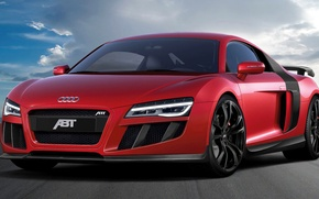Картинка Audi, GTS, ABT, Sportsline
