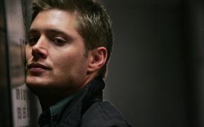 Обои supernatural, дженсен эклз, актёр, jensen ackles