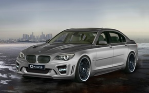 Обои BMW, Storm, G-Power, 760i