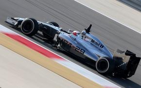 Картинка McLaren, Formula 1, MP4-29, Kevin Magnussen