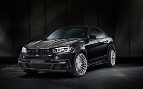 Картинка фон, бмв, BMW, Hamann, X6 M, F86
