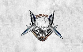 Картинка Jai Courtney, Suicide Squad, Captain Boomerang, DCEU, Digger Harkness