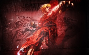 Картинка Tekken, Street Fighter, Street Fighter x Tekken