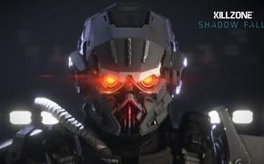 Картинка робот, солдат, Guerrilla Games, Killzone: Shadow Fall