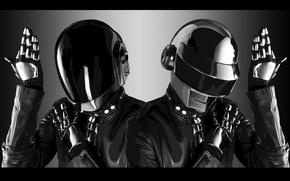 Обои стиль, Daft Punk, дафт панк