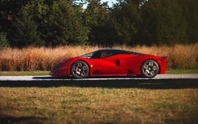 Картинка Concept, Ferrari, Pininfarina, P4-5