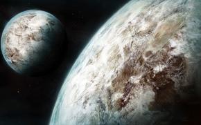 Обои Космос, Планеты, Space