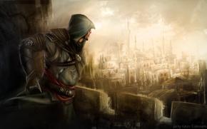 Обои Revelations, эцио, Assassin's Creed, Контантинополь